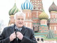 Hintergrund: Er tut es wieder: Seehofer reist mit großem Gefolge zu Putin