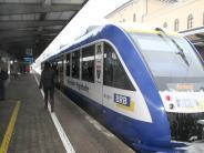 Augsburg: Jugendliche belästigen Frauen am Bahnsteig