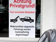 Augsburg: Nicht jeder Abschlepper ist ein Abzocker