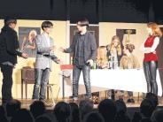 Premiere: Woody Allen auf der Schulbühne