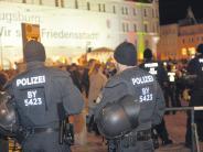 Kommentar: AfD-Parteitag in Augsburg wird Herausforderung für die Polizei