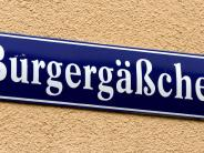 Geschichte: Der 2000. Straßenname