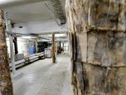 Augsburg: Wie das NCR-Hochhaus Etage für Etage abgebaut wird