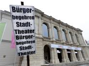 Augsburg: Theater-Bürgerbegehren: Welche Folgen hat der Streit?