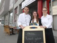 Augsburg: Bei Augsburgs Gastronomen bewegt sich viel