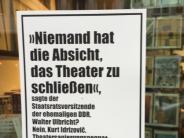 Theater II: Der nächste persönliche Angriff