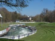 Serie: Augsburg in 360 Grad: Die Kanustrecke am Eiskanal