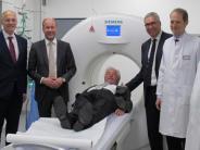 : Dieses neue Gerät scannt pro Tag 100 Patienten
