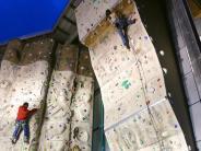 Sport: Alpenverein baut die Kletterhalle aus