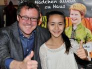 Kinderfilm: Für ihre Rolle hat Lynn am Wok trainiert