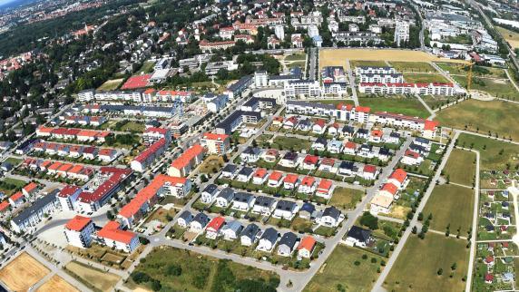 Augsburg: Die Angst vor hohen Wohnkosten wächst