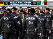 Bayern: Polizisten gesucht, Migranten erwünscht