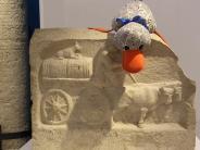 Zeitungsente: Paula und die Tierwelt der Römer