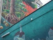 Aktion: Farbe für das Stadtbild