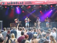 Festival in Augsburg: Modular: Entdeckungen und Enttäuschungen an Tag 1