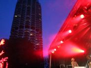 Augsburg: Feiern und Fläzen beim Modular-Festival