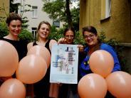 Augsburg: Hinterhöfe werden zu Flohmärkten