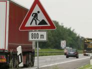 Augsburg: Bauarbeiten auf B17 gestartet: Darauf müssen sich Autofahrer einstellen