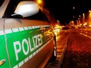 Augsburg: Unbekannte attackieren zwei Männer in der Maxstraße