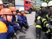 Augsburg: Feuer und Flamme für den ersten Einsatz