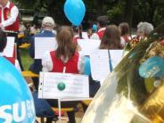Augsburg: Geburtstagsfest im Flößerpark