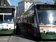 Augsburg: Wie zufrieden sind Augsburger mit Bus und Tram?