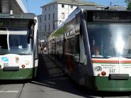Region Augsburg: Gelegenheitsnutzer zahlen mehr für Bus und Tram
