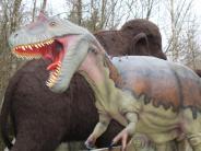 : Dinopark öffnet vier Wochen später