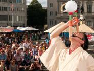 Augsburg: Stadtmauerfest und La Strada machen die Stadt zur großen Feierzone
