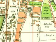 Stadtgeschichte: Landeplatz für einen Luftfahrtpionier