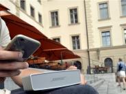 Augsburg: Lärm am Elias-Holl-Platz sorgt für Ärger