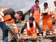 Beruf: Sie kümmern sich um tausende Kilometer Metall