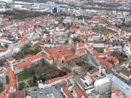 Fliegerbombe in Augsburg: Was ist mit Augsburgs Kunstschätzen?