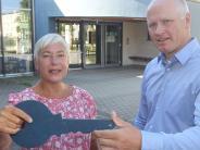 Augsburg: Carmen Jaud reicht den Schlüssel weiter