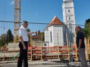 Augsburg: Hier entsteht das neue Roncallihaus