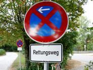 Neu-Ulm: Mehr Parkplätze am Ludwigsfelder Badesee