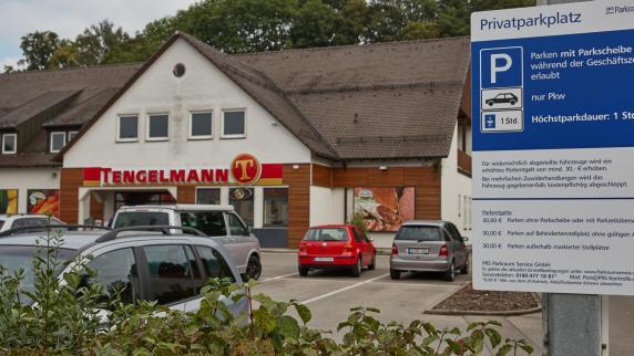 Augsburg: 30 Euro Strafe für Supermarkteinkauf in Göggingen