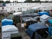 Frankreich: 10.000 Flüchtlinge auf engstem Raum: Dschungel von Calais soll weg