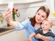 Soziale Medien: Was bei Kinderfotos im Netz erlaubt ist und was nicht