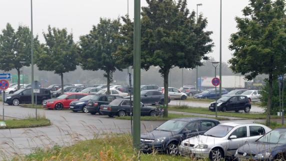 Augsburg: Lindert künftig ein Messehotel die Parkplatznot?