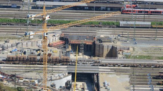 Augsburg: Der Bahnhofsumbau verzögert sich noch einmal