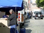 Augsburg: Längestes Freiluftkaufhaus: Ab Samstag ist wieder Dult