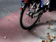 Augsburg: Ein Jahr Radzählstation: Wie viele Radler sind unterwegs?