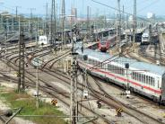Augsburg: Bahnhofsumbau verzögert sich: Stadt nennt neuen Termin