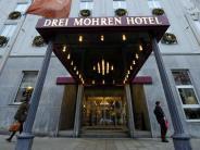 Fliegerbombe in Augsburg: Augsburger Hotels und Restaurants müssen vielen Gästen absagen