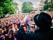 Augsburg: Modular-Festival nur noch einmal im Wittelsbacher Park