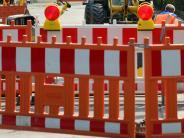Augsburg: Neue Baustellen: Die Rosenaustraße wird zur Einbahnstraße