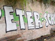 Augsburg: Graffiti auf Stadtmauer: Sprayer ärgert Augsburger CSU-Stadtrat