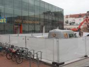 Augsburg: Die letzte Chance für das Café in der Stadtbücherei