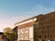 Augsburg: Das Gaswerk wird fürs Theater umgebaut